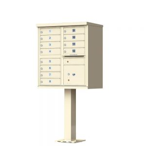 1570-12SD Florence Cluster Mailbox