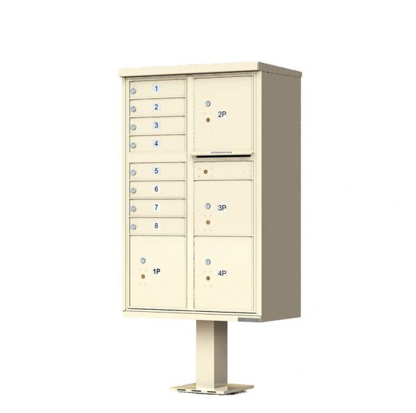 1570-T6SD Florence Cluster Mailbox